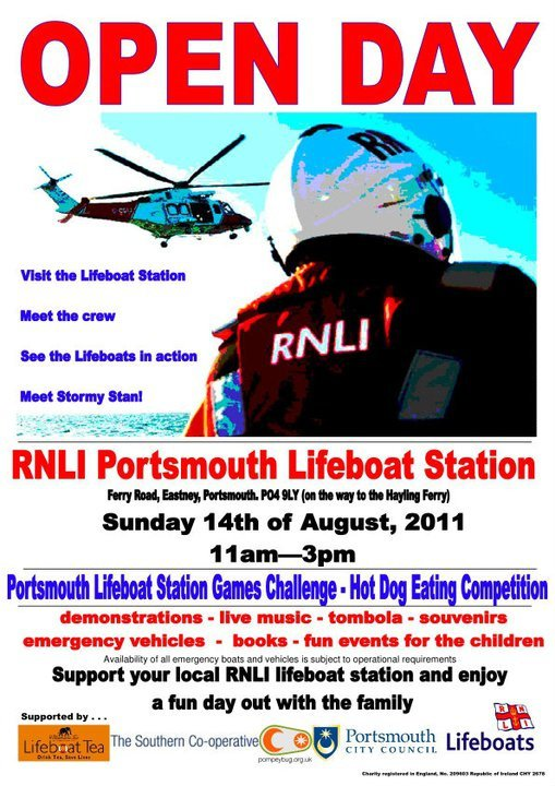 RNLI FUN DAY